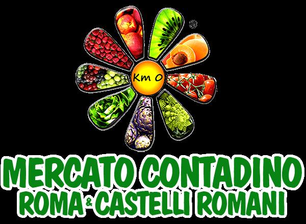 mercato contadino roma castelli roma logo
