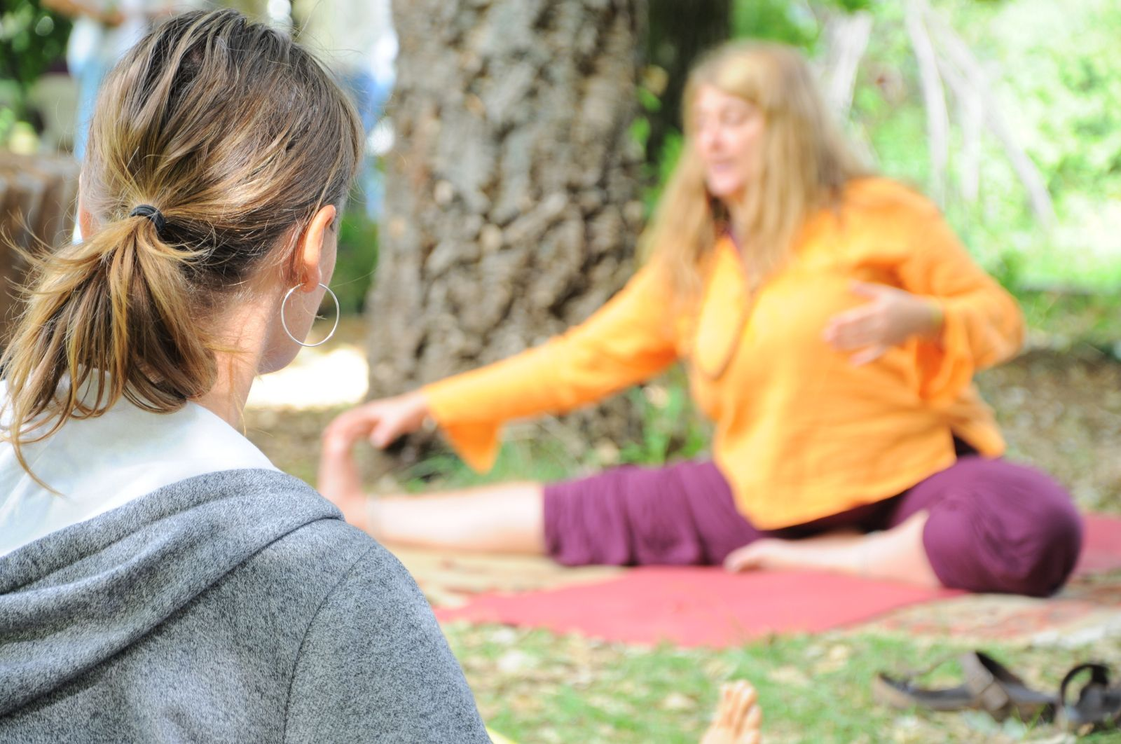 Lezioni gratuite di Yoga al Mercato Contadino