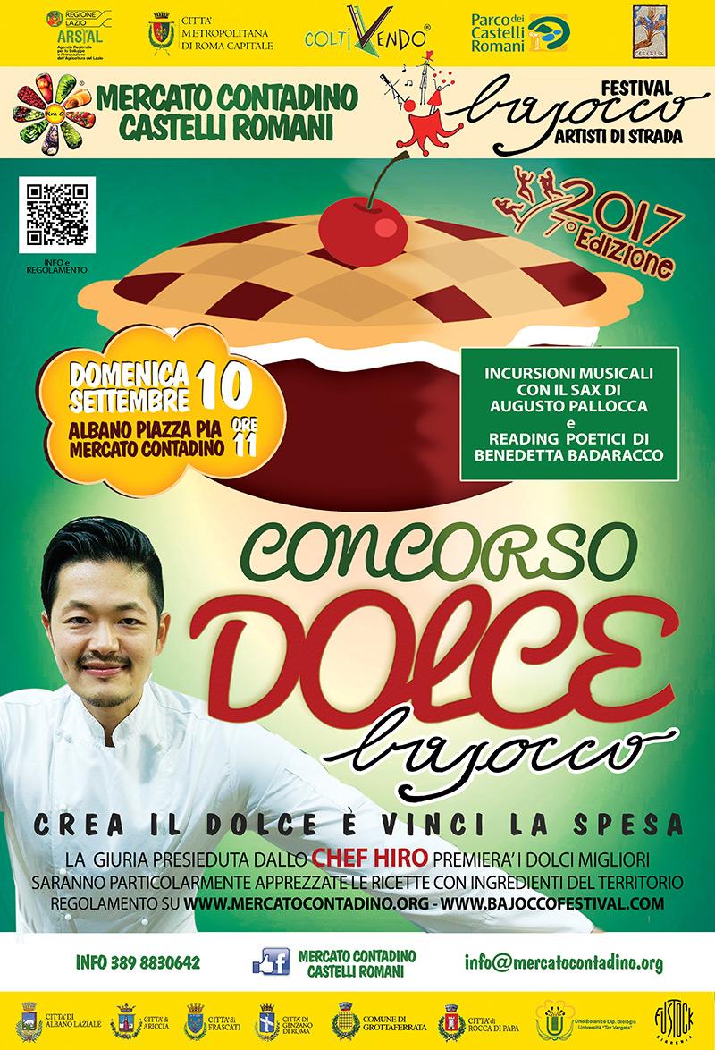 bajoco 2017 concorso dolce