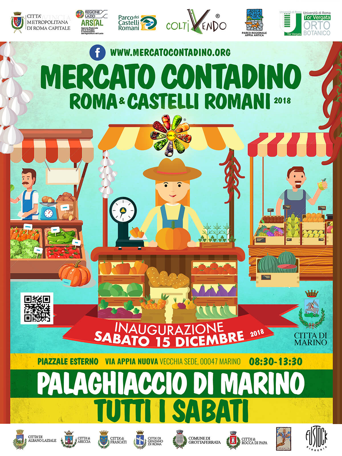 Mercato Marino Appia