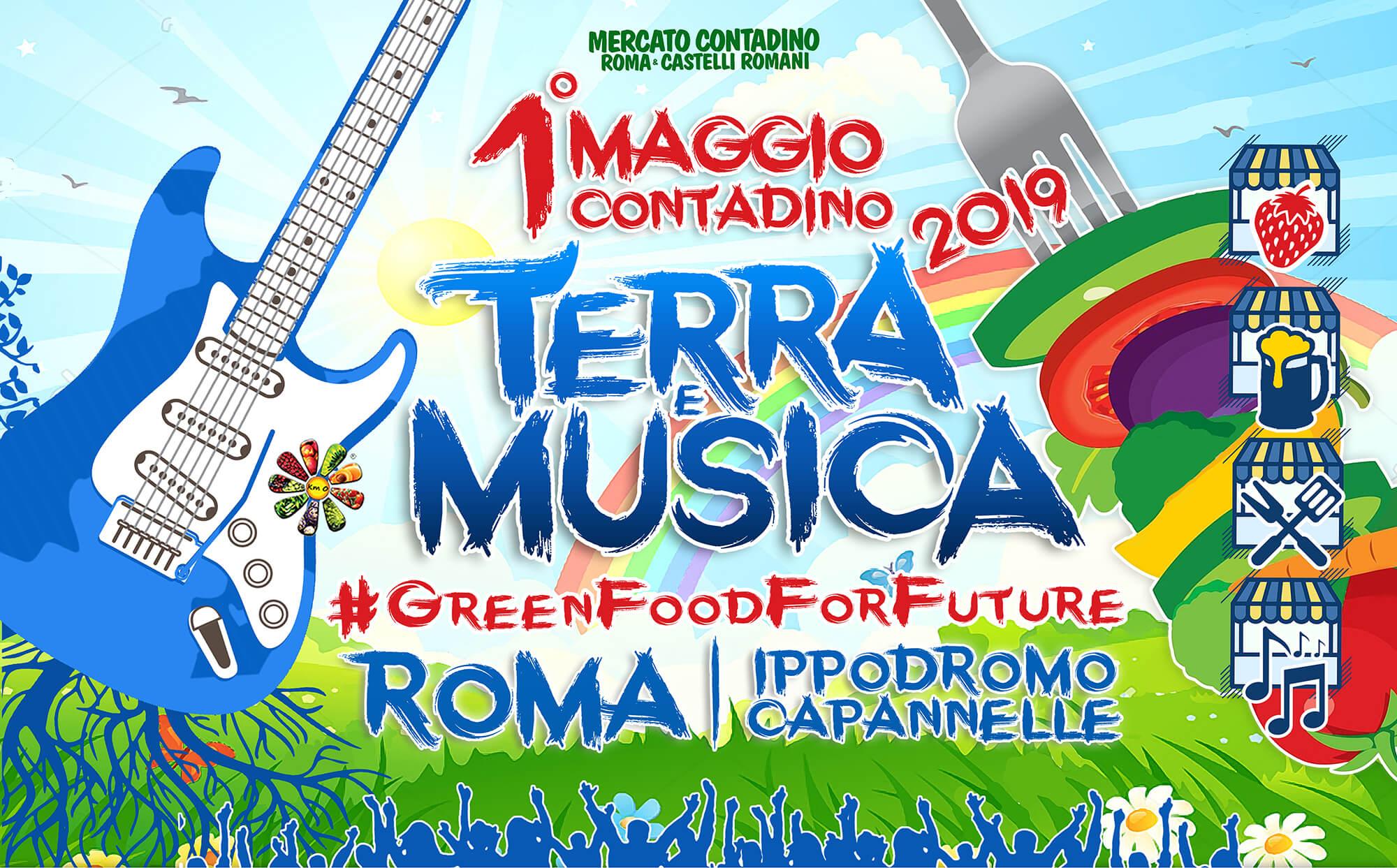 terra e musica primo maggio roma 2019 eventi