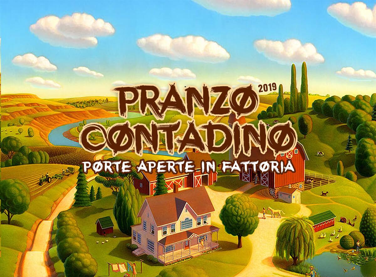 PRANZO CONTADINO 2019 FATTORIA SAN NICOLA