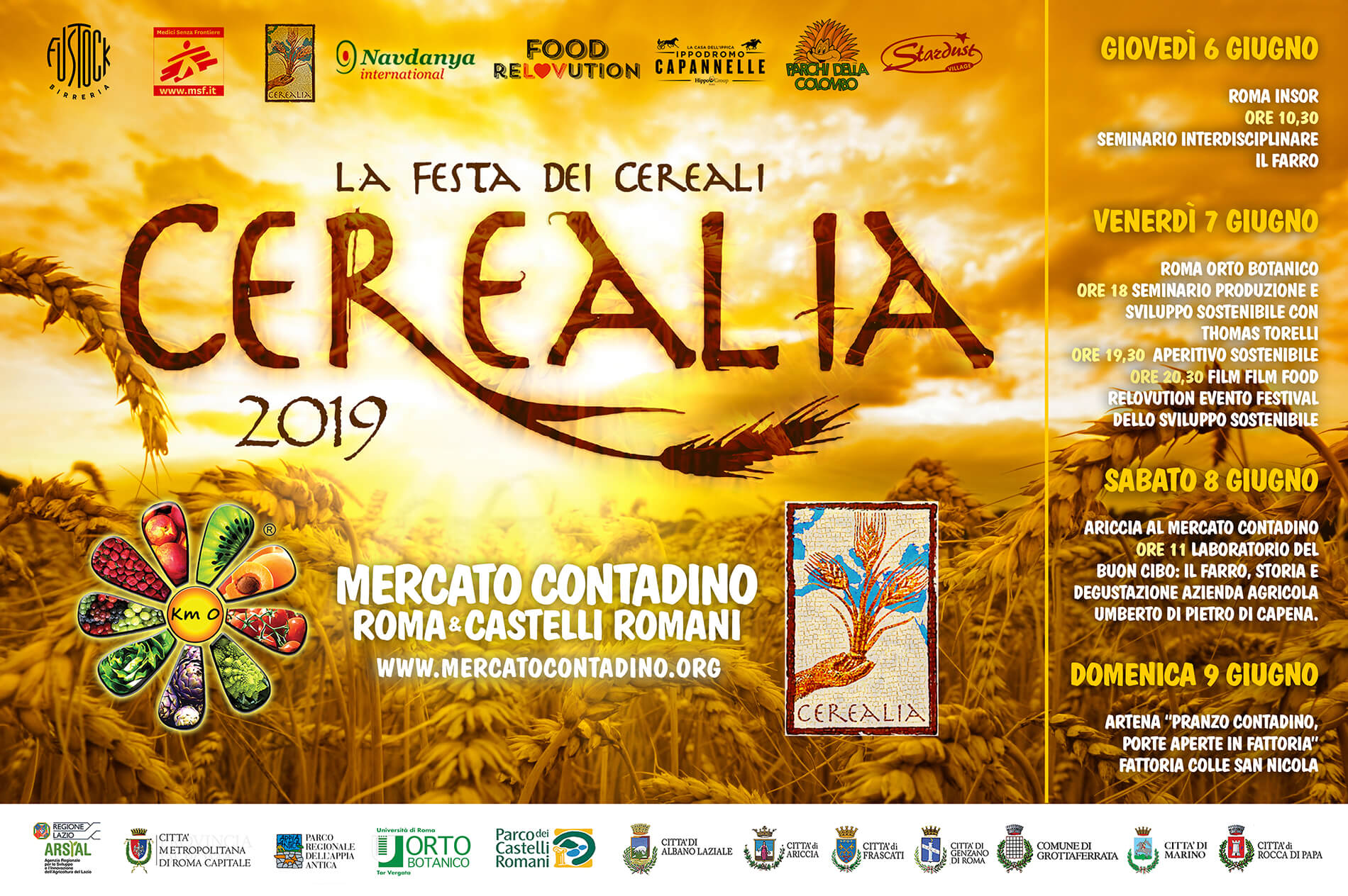 Cerealia 2019