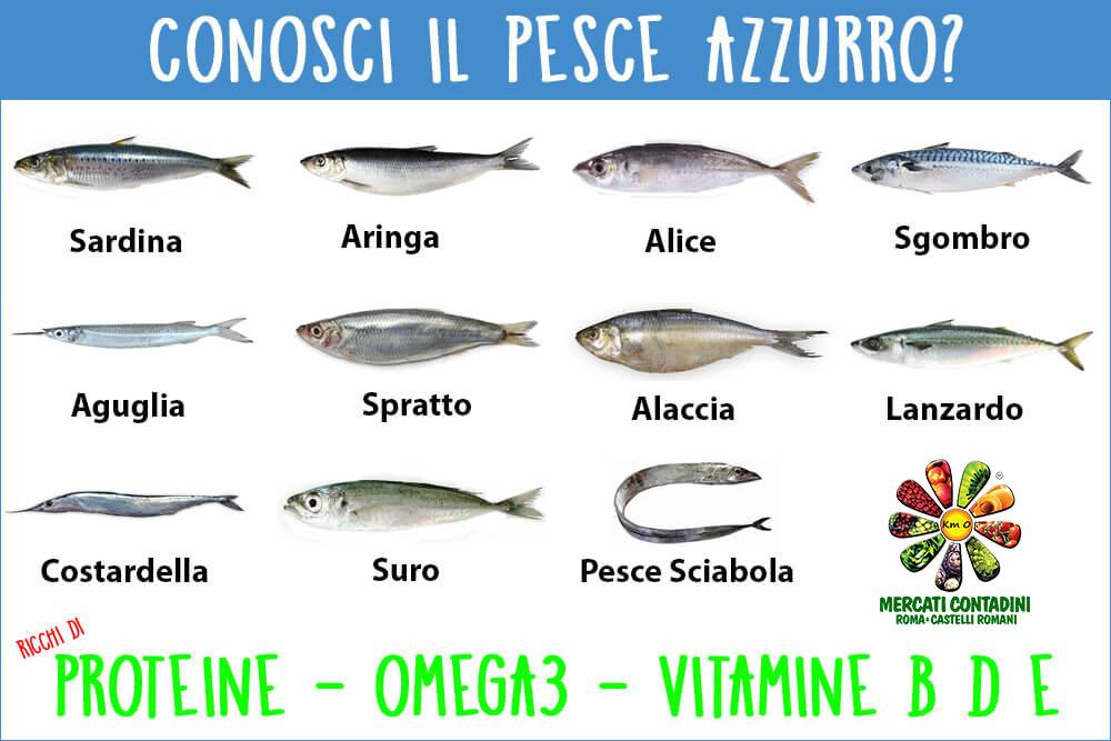Pesce a km0 Mercato Contadino Capannelle