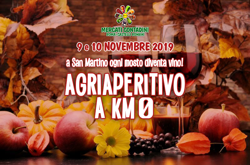 agriaperitivo km0