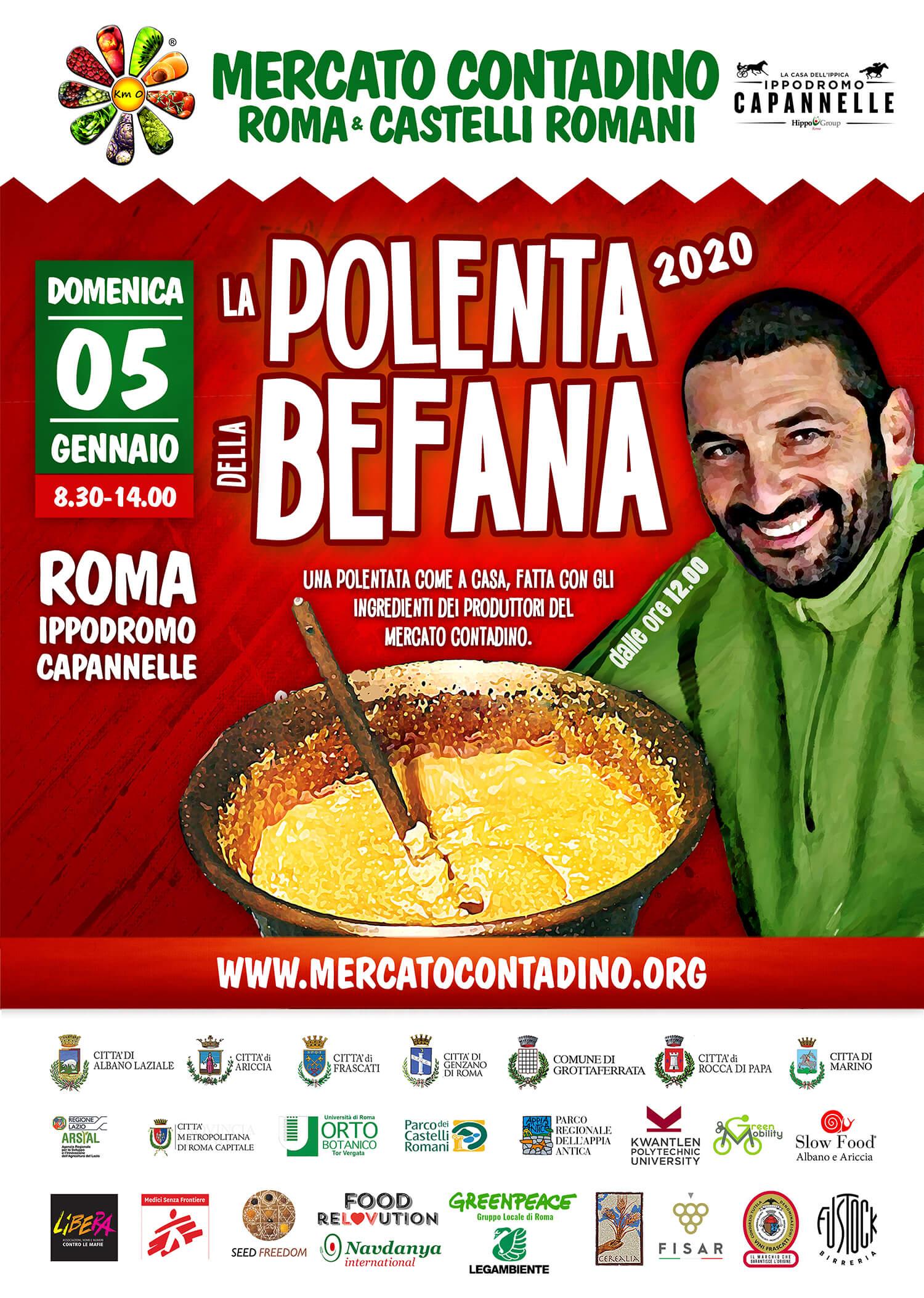 CAPANNELLE POLENTA MERCATO
