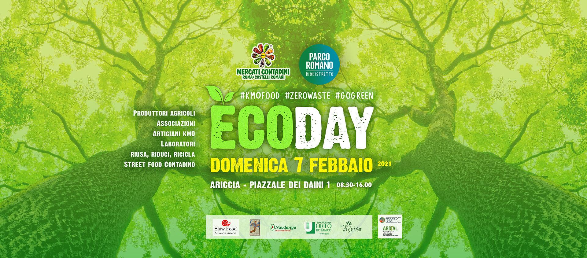 ecoday mercato contadino farmer market 2021